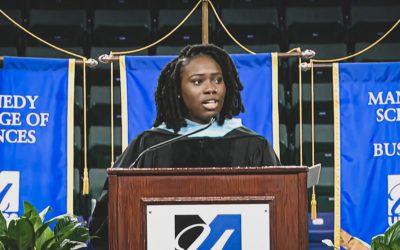 Nana Younge – 2021 Umass Lowell Convocation Keynote